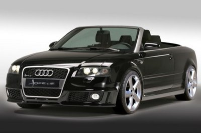 Hofele updates Audi A4 Cabrio with RS4 look