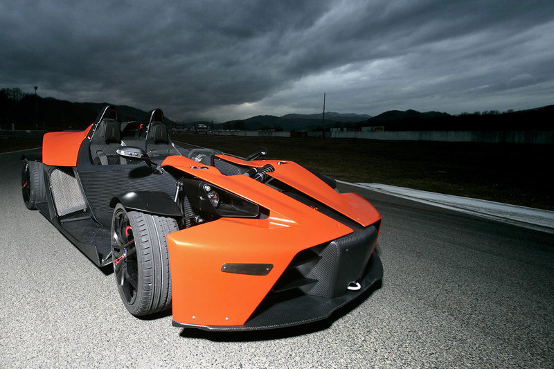 KTM will bring more powerful X-BOW at the Geneva Show