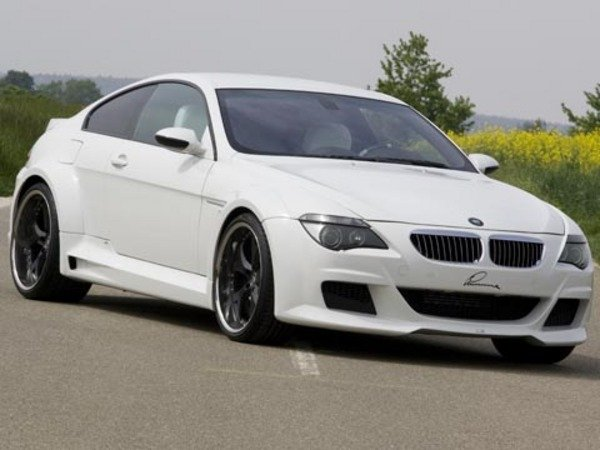 lumma clr600 based on the bmw 635d car news top speed. Black Bedroom Furniture Sets. Home Design Ideas
