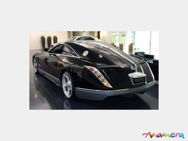 Maybach Excelero Concept on sale for 5 million euro