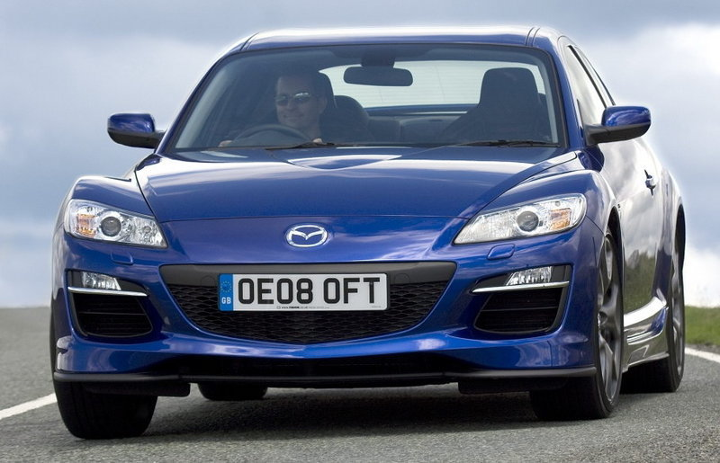 Mazda RX-8 R3 Edition pricing announced in the UK