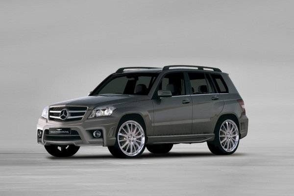 mercedes glk by wald international picture