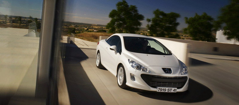 Peugeot 308 CC - official images?