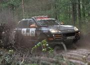 Porsche already on the first 8 places in Transsyberia Rally - image 256360