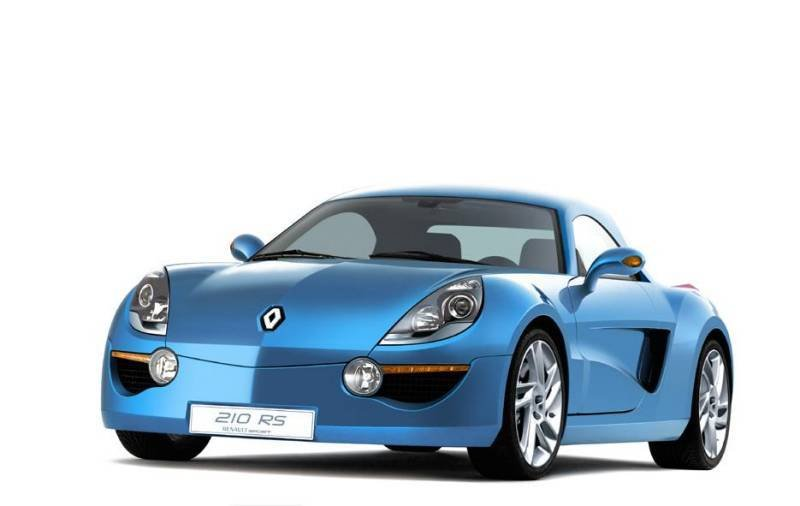 Renault Alpine will be based on Nissan 370Z