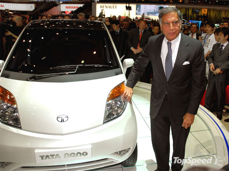 Renault and Nissan To Take On Tata