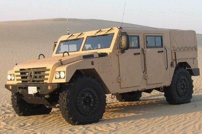 Renault Sherpa - the French version of Hummer
