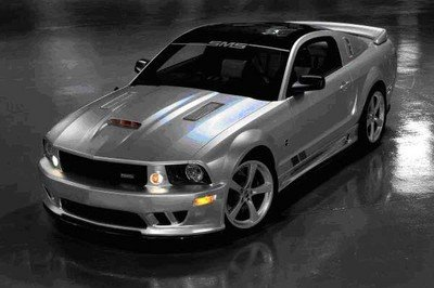 SMS Mustang Concept