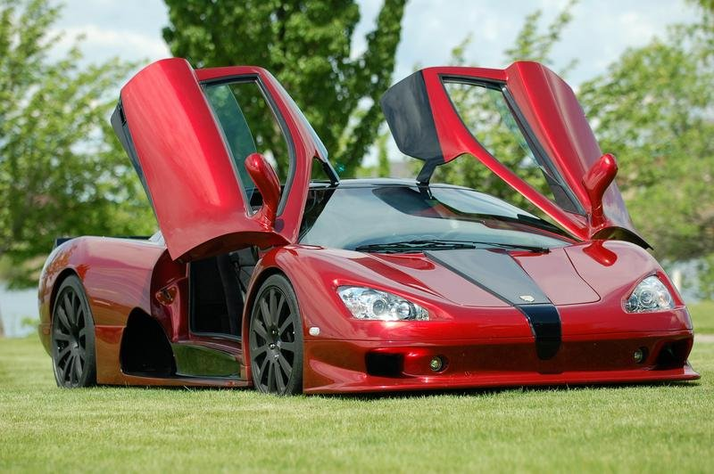 SSC announces Ultimate Aero EV