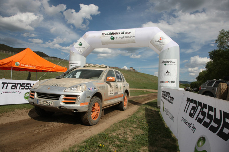 Team France wins the 2008 Transsyberia Rally - image 258803