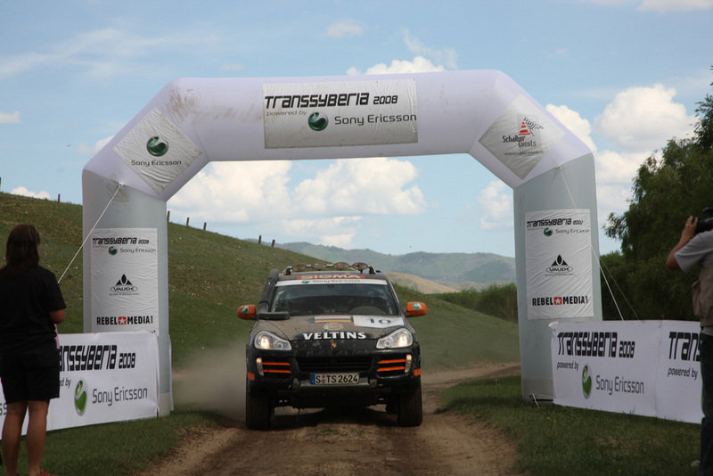 Team France wins the 2008 Transsyberia Rally - image 258806