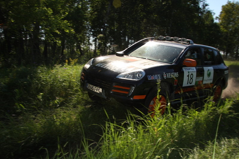 Team Germany 1 wins 5th leg of the Transsyberia Rally - image 257080
