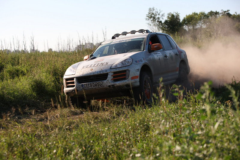 Team Germany 1 wins 5th leg of the Transsyberia Rally