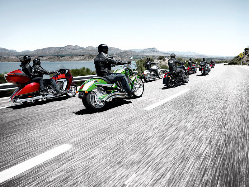 The 2009 Polaris Product Line Up is officially lauched