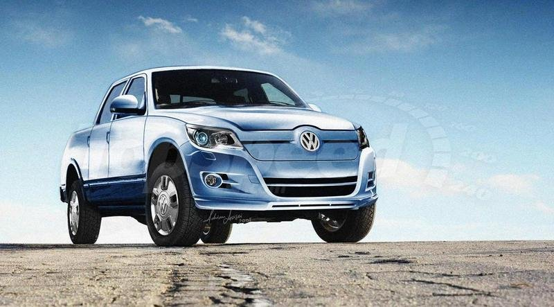 Volkswagen announced stop of pick-up for Europe