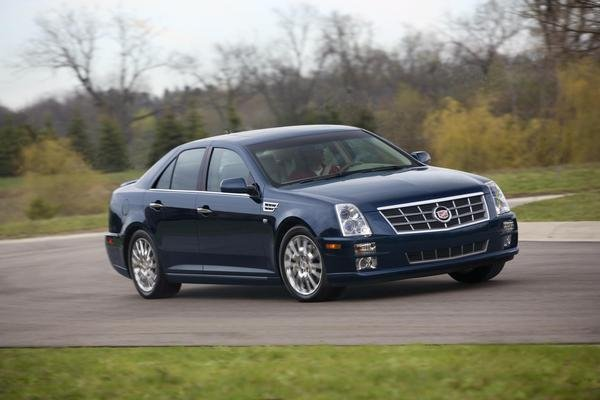 2009 Cadillac Sts Car Review Top Speed