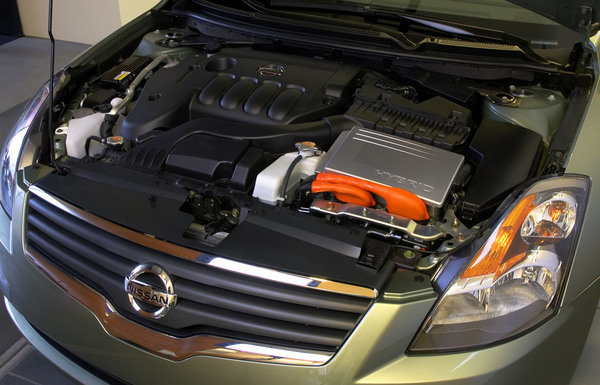 5. altima hybrid engine
