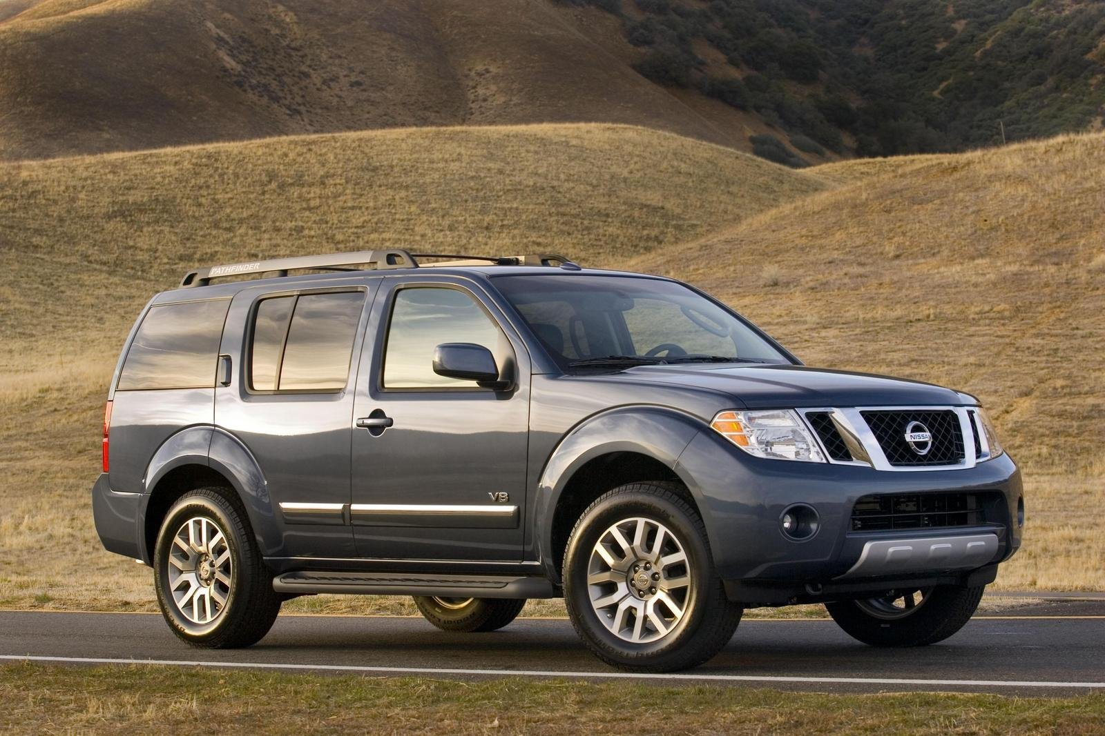 Nissan Pathfinder X W on Nissan Pathfinder Transmission