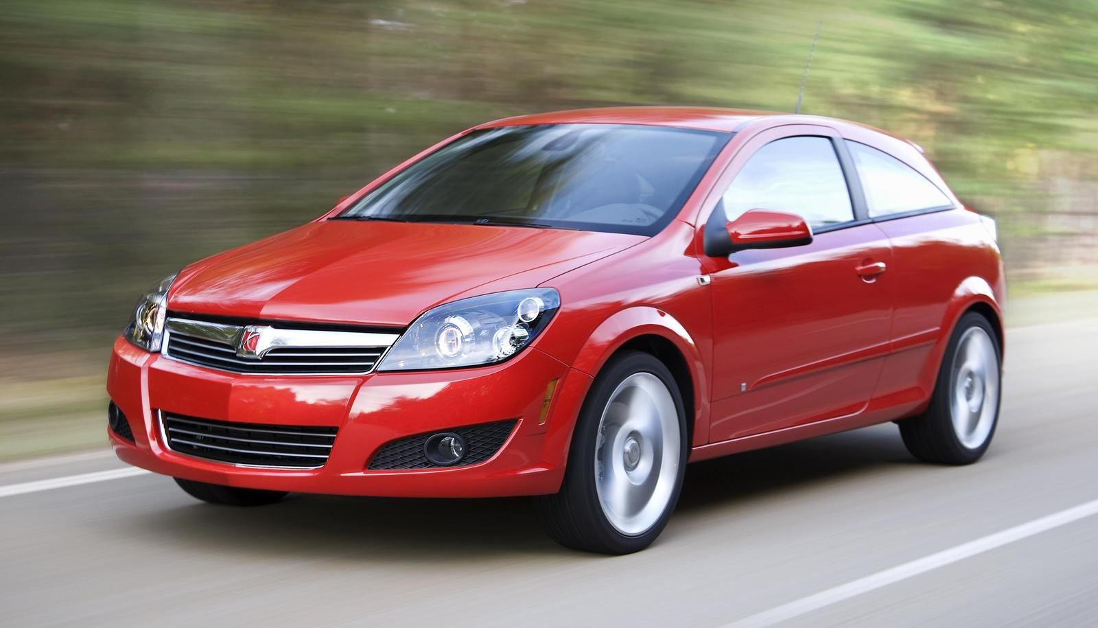 2009 Saturn Astra Review Top Speed