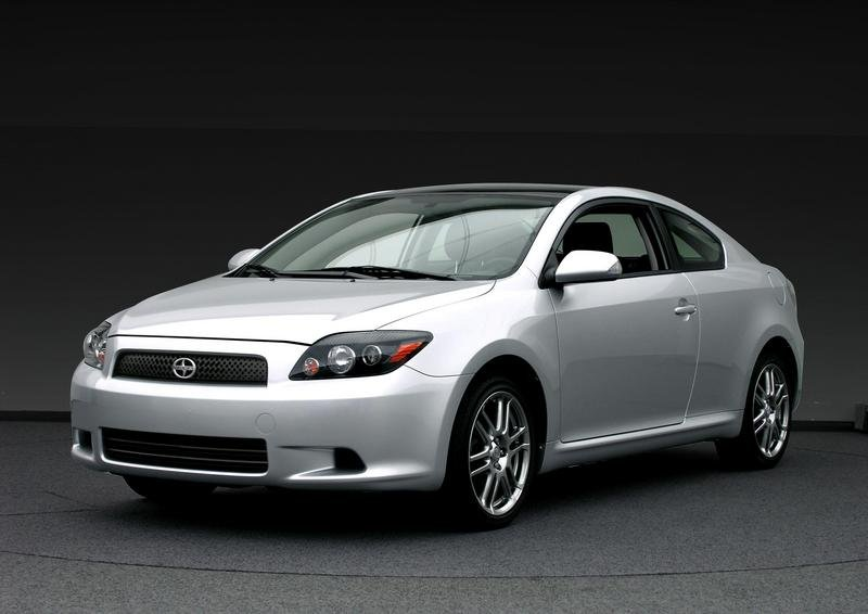 2009 Scion tC Sports Coupe