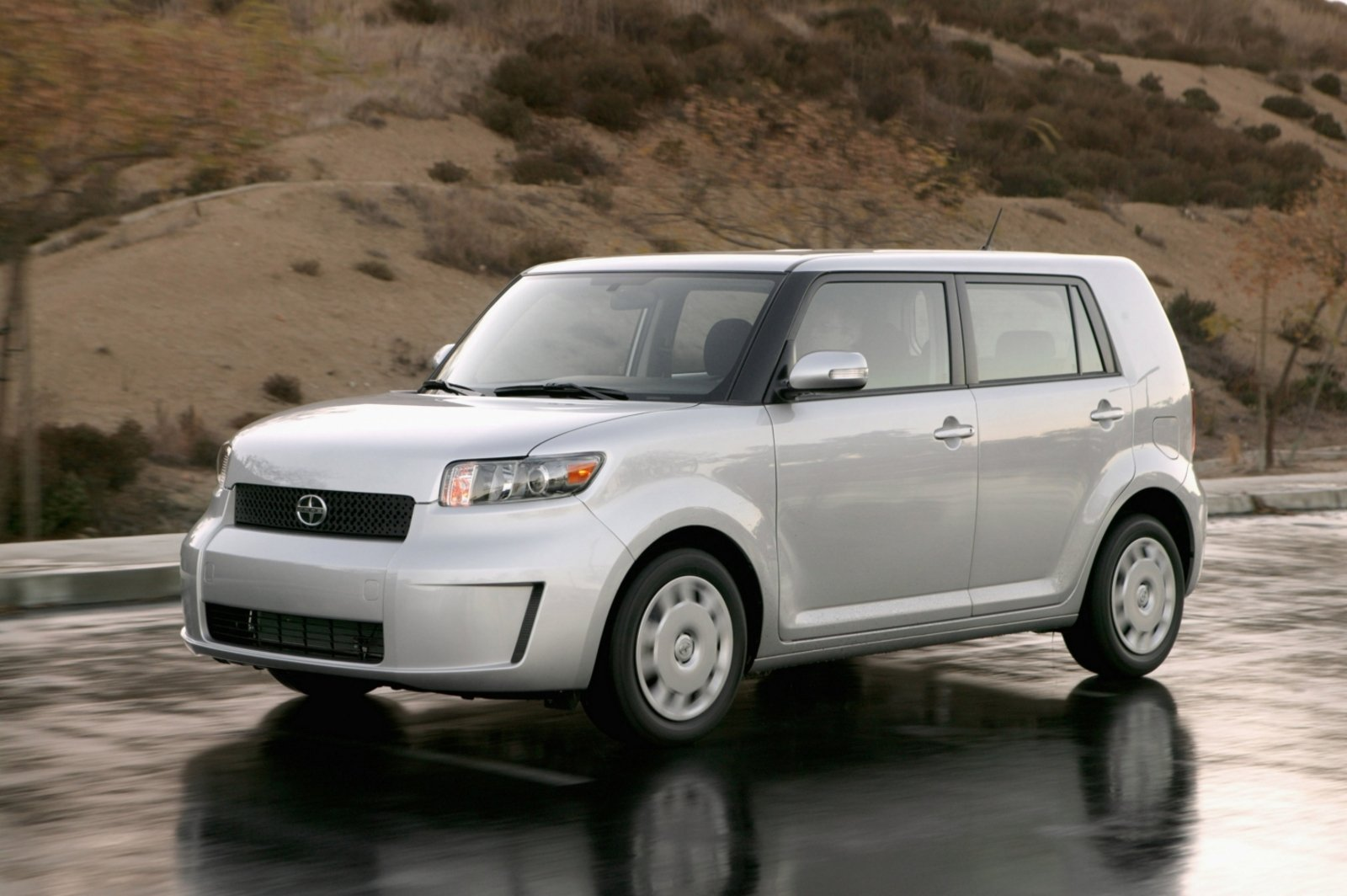 Scion Xb Reviews Specs Prices Photos And Videos Top Speed 2008 Xd Fuel Filter 2009
