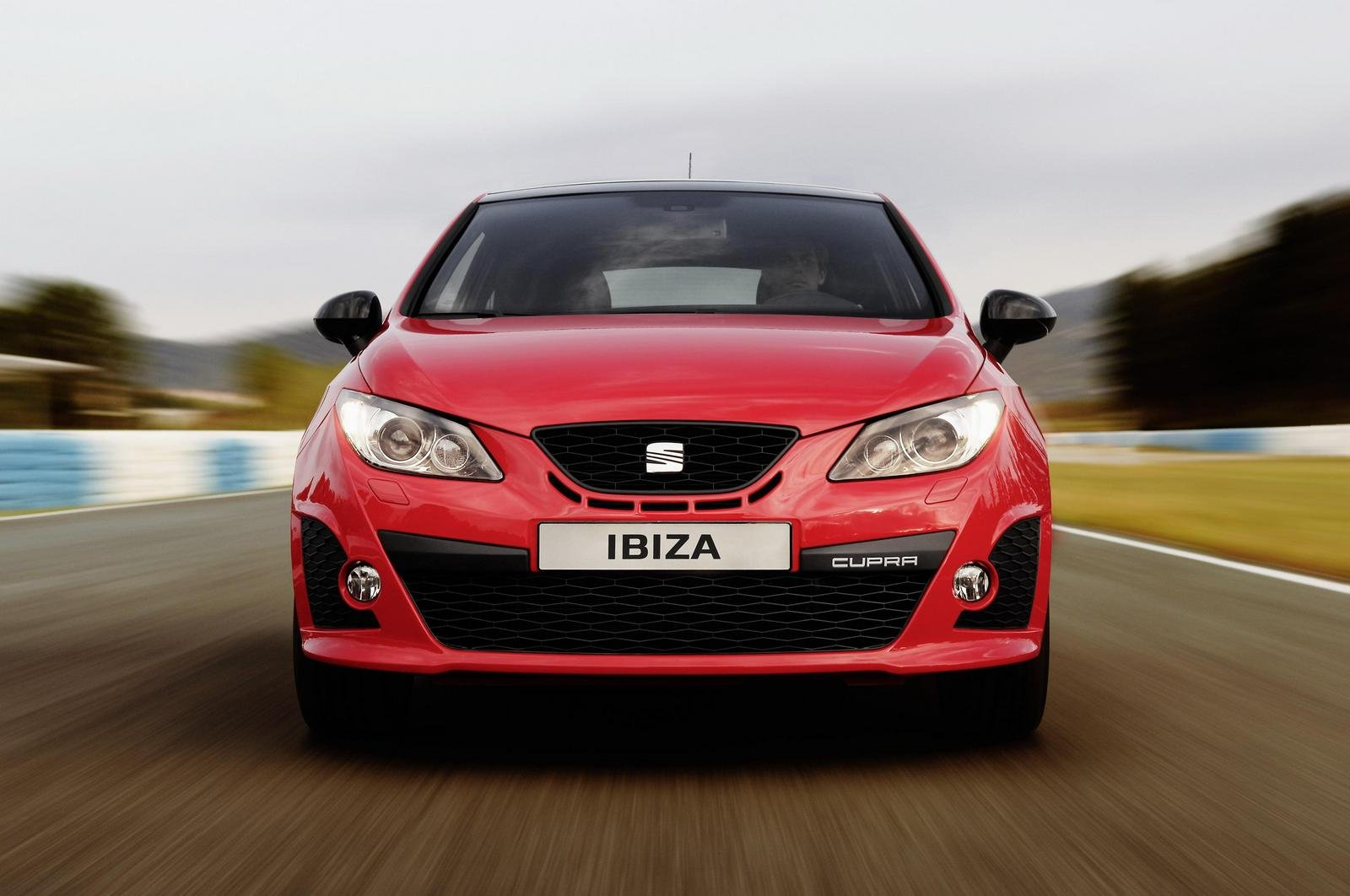 2009 seat ibiza cupra review top speed. Black Bedroom Furniture Sets. Home Design Ideas
