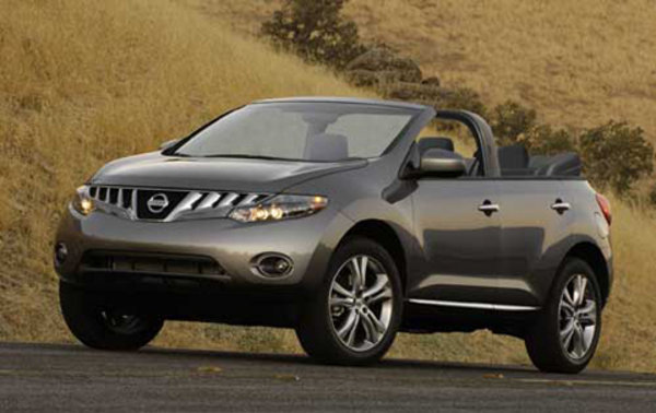2011 nissan murano convertible car news top speed. Black Bedroom Furniture Sets. Home Design Ideas