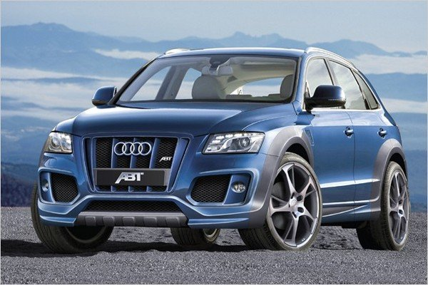 audi q5 by abt picture