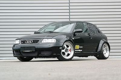 Audi S3 by O.CT Tuning