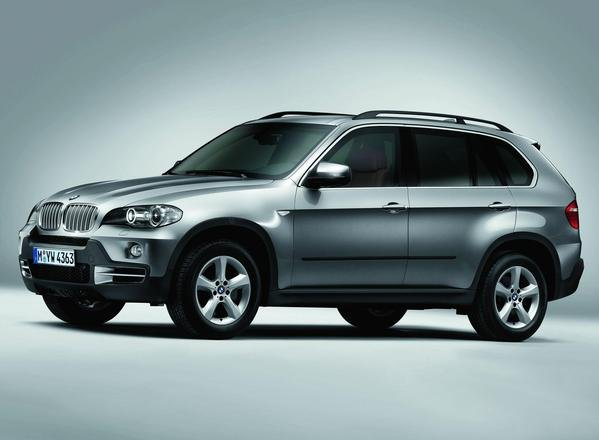 bmw x5 security picture