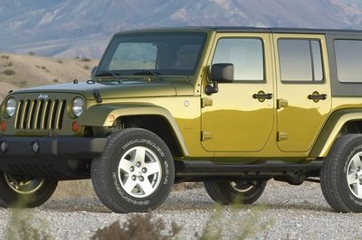 Chrysler, Fiat and Tata possible partnerships – JEEP FOR SALE?