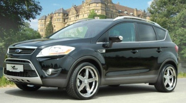 ford kuga by wolf picture