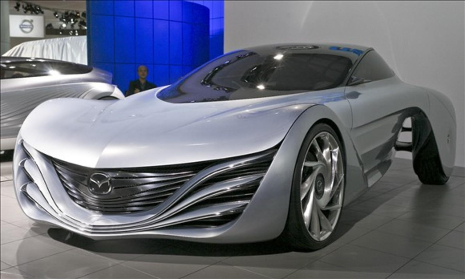 Mazda Rx 9 Will Be A Hydrogen Powered Vehicle News Top Speed