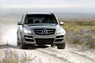 Mercedes GLK by Renntech to debut at SEMA - image 261690