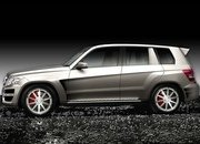 Mercedes GLK by Renntech to debut at SEMA - image 261688