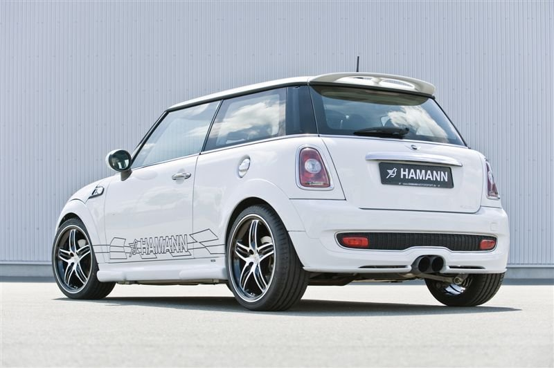 Mini Cooper S and Cooper D by Hamann
