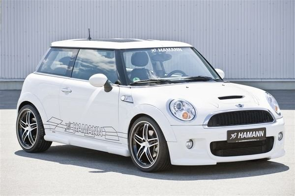 mini cooper s and cooper d by hamann car review top speed. Black Bedroom Furniture Sets. Home Design Ideas