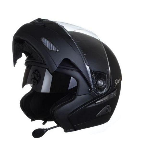 Motorcycle Helmets And Bluetooth Technology Pictures