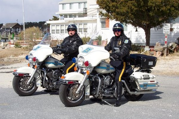 Motorcycle Police Officers Will Ride In Elk Grove News