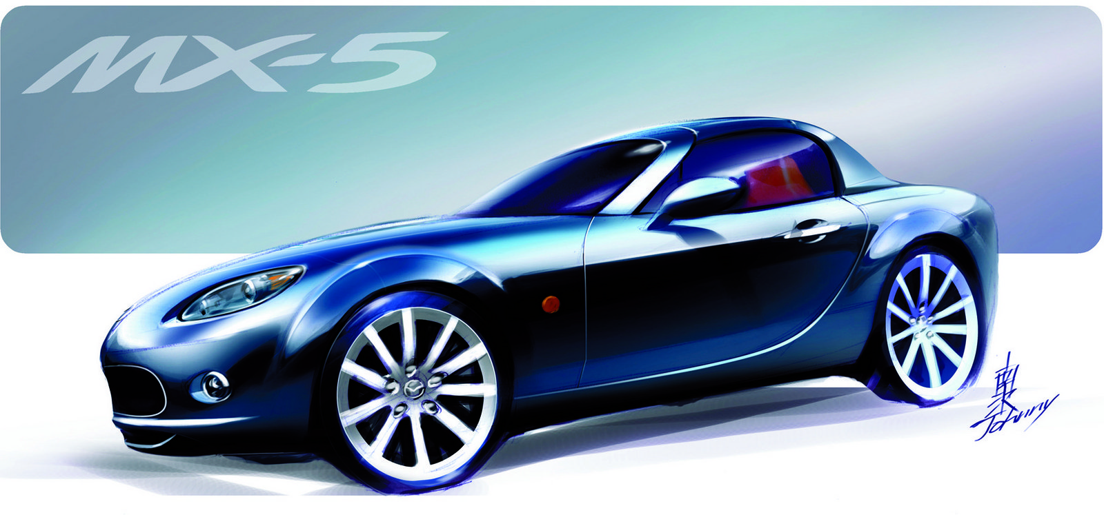 new mazda mx 5 in 2012 now with more balls picture. Black Bedroom Furniture Sets. Home Design Ideas