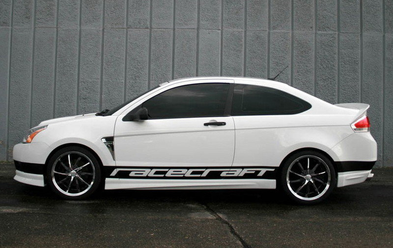 New Saleen Racecraft Focus RC2 to be priced under $20k