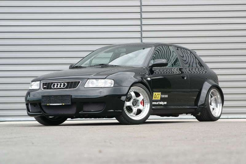 CT S3 Biturbo based on the Audi S3