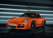 Porsche Boxster S Porsche Design Edition 2 and Cayman S Sport