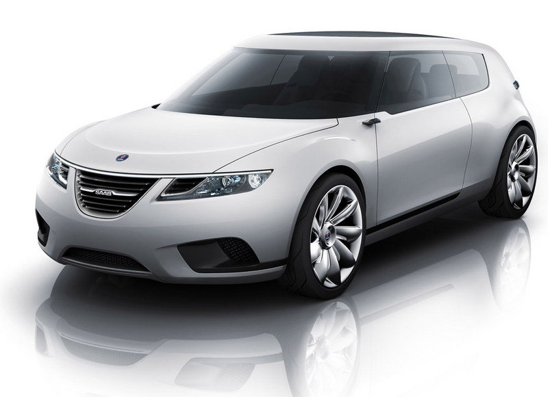 Saab 9-3X and 9-3 concept to be revealed at the Paris Auto Show