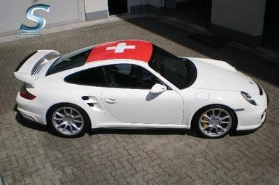 Sportec SP750 based on the Porsche 911 GT2