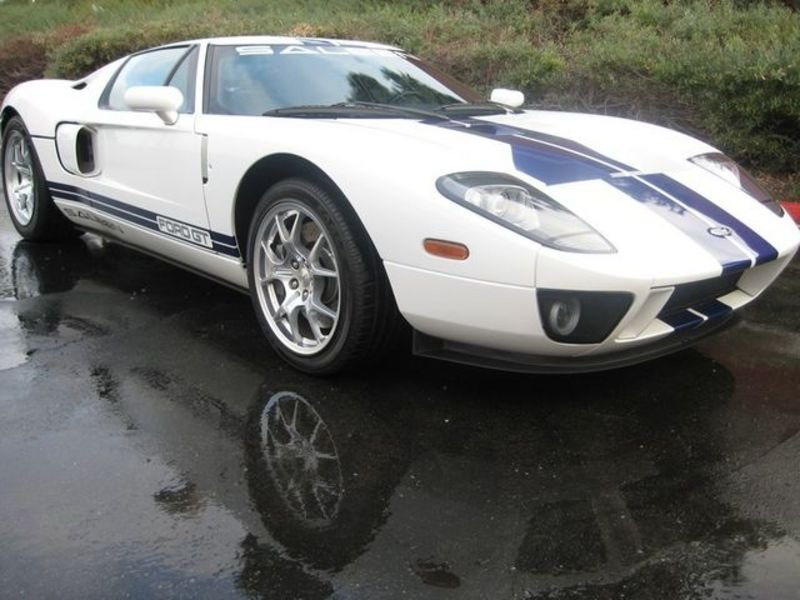Steve Saleens Ford Gt For Sale On Ebay Pictures Photos Wallpapers Top Speed