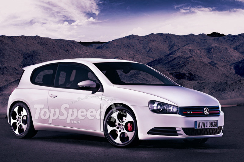 Nice Volkswagen Golf GTI Concept To Be Revealed By October