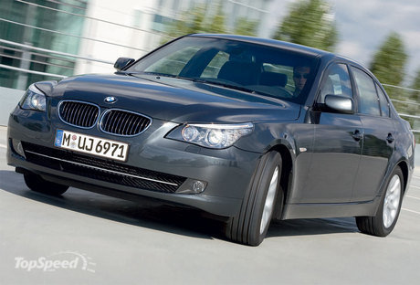After the X5 Security, BMW today revealed the 5 Series Security that
