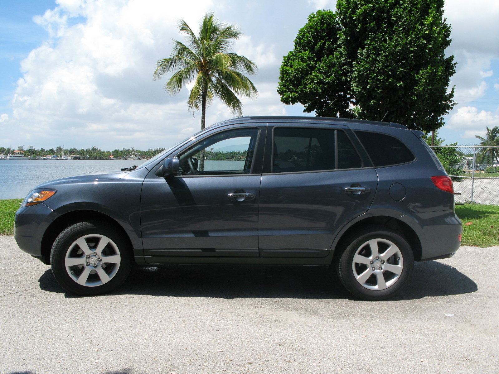 2008 hyundai santa fe limited awd picture 261823 car review top speed. Black Bedroom Furniture Sets. Home Design Ideas