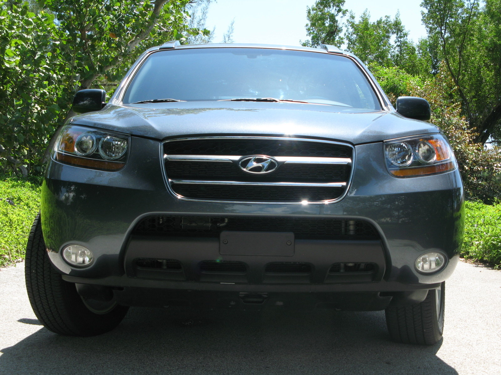 2008 hyundai santa fe limited awd picture 261824 car review top speed. Black Bedroom Furniture Sets. Home Design Ideas
